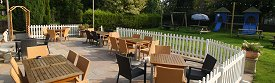 Functions at the Rose & Crown at Lea, nr Malmesbury, Wedding venue, skittle alley, private bar