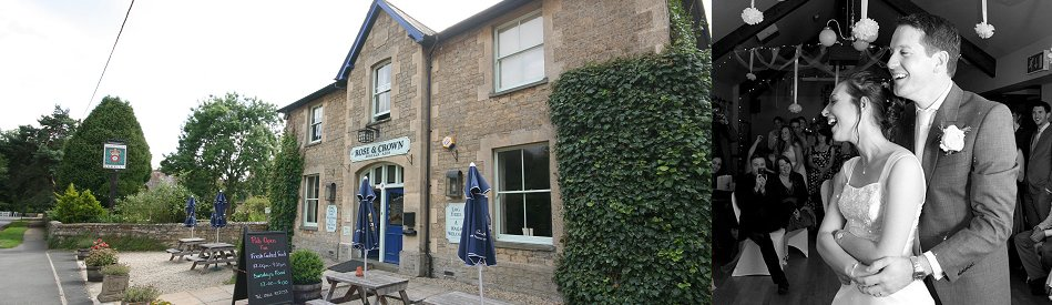 Rose & Crown at Lea, nr Malmesbury, Wiltshire for good pub food and functions